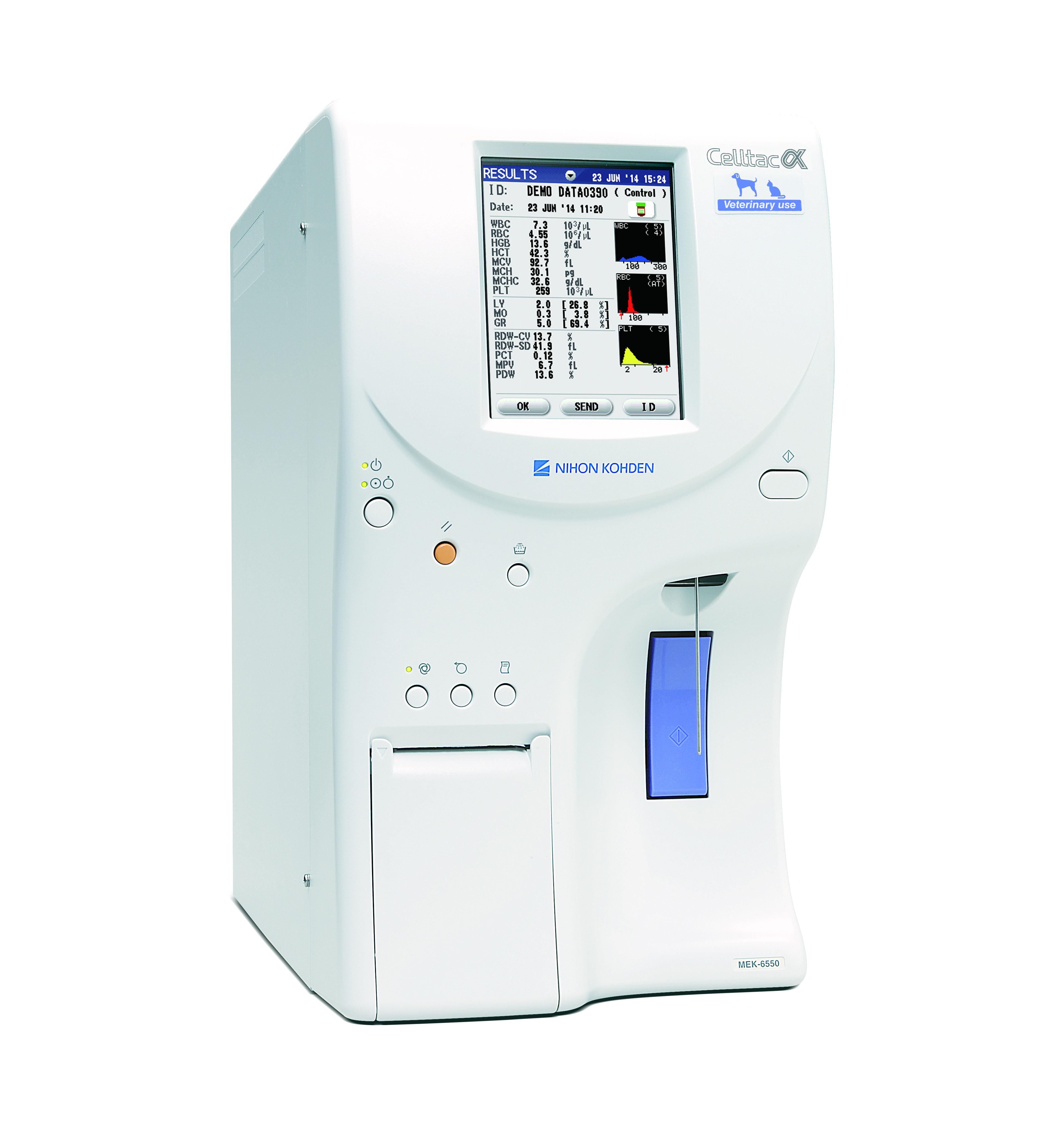 анализатор гематологический мек-640 инструкция